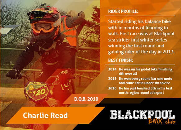 BLACKPOOL BMX CLUB-CR