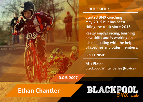 BLACKPOOL BMX CLUB EC