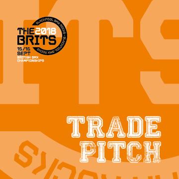 Trade Pitch 2018 BMX Brits (3X3)